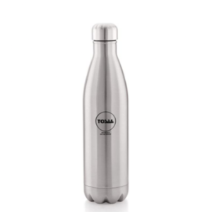 Tosaa Hot & Cold Double Wall Vacuum Insulated Flask Water Bottle Stainless Steel 500 ML, Matt @374
