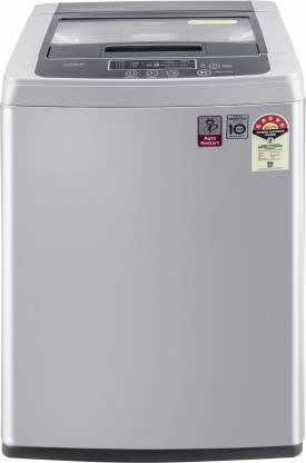 LG 6.5 kg 5 Star Inverter Fully Automatic Top Load Silver  (T65SKSF4Z) @15,990