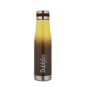 DUBBLIN Dream Premium Stainless Steel Double Wall Vacuum Insulated BPA Free Water Bottle @357
