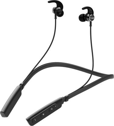 boAt Rockerz 235v2 with ASAP charging Version 5.0 Bluetooth Headset  (Black, In the Ear) @1,099