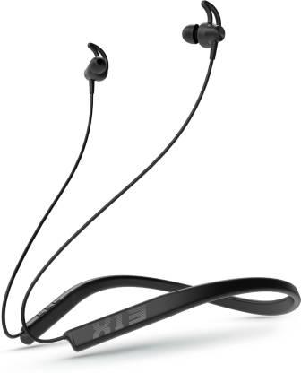 HRX X-Wave 7R with Flex Fold Design Technology Bluetooth Headset  (Mystic Black, In the Ear) @699