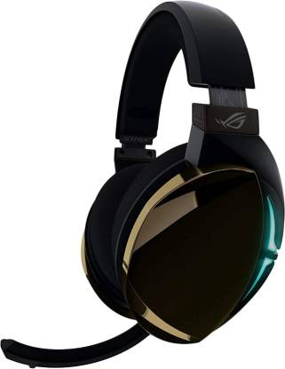 ASUS ROG STRIX FUSION 500 Wired Gaming Headset  (Black, On the Ear) @18,999