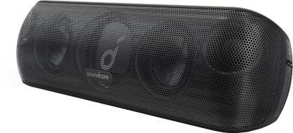 Soundcore Motion Plus 30 W Bluetooth Party Speaker  (Black, Stereo Channel) @6,999