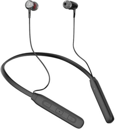 Aroma NB119 Pro - 30 hours playtime With Smart Voice Assistant Bluetooth Headset  (Black, In the Ear) @599