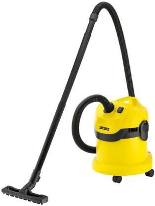 Karcher WD2 Cartridge filter kit*EU Wet & Dry Vacuum Cleaner  (Yellow, Black) @7,499