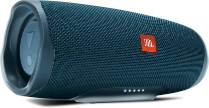 JBL Charge 4 IPX7 with In-Built Powerbank 30 W Portable Bluetooth Party Speaker  (Blue, Stereo Channel) @12,499