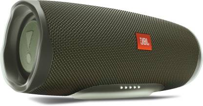 JBL Charge 4 IPX7 with In-Built Powerbank 30 W Portable Bluetooth Party Speaker  (Green, Stereo Channel) @12,299