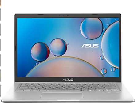 ASUS VivoBook 14 (2020), Intel Core i5-1035G1 10th Gen, 14-inch (35.56 cm) FHD, Thin and Light Laptop @49,990