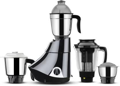 Butterfly Rapid 4 Jar 750 watts 750 W Juicer Mixer Grinder (4 Jars, Black) @2,699