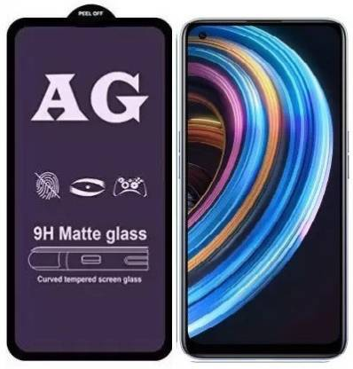 S-Line Edge To Edge Tempered Glass for Realme X7  (Pack of 1) @238